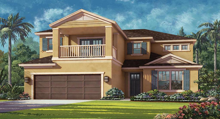 Eden Model - Arbor Lakes - Palmer Ranch - Sarasota, FL.
