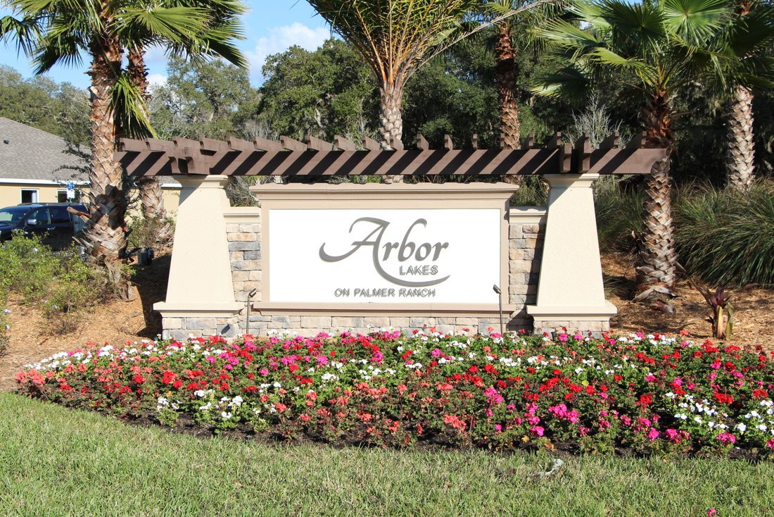 Arbor Lakes Homes in Sarasota