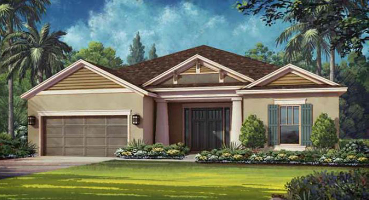 Madison Model - Arbor Lakes - Palmer Ranch - Sarasota, FL.