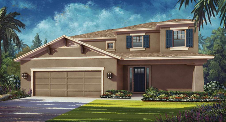 Monroe Model - Arbor Lakes - Palmer Ranch - Sarasota, FL.