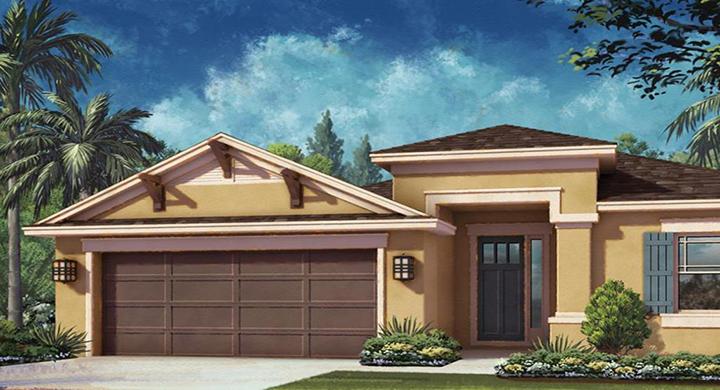 Pinehurst Model - Arbor Lakes - Palmer Ranch - Sarasota, FL.