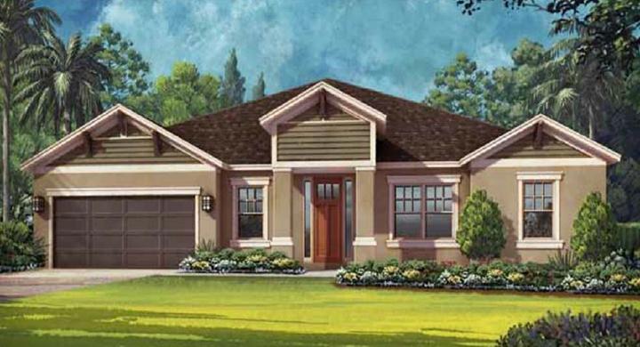Windover Model - Arbor Lakes - Palmer Ranch - Sarasota, FL.